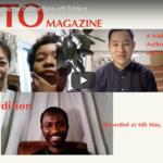 日本在住のアフリカ出身の方々を取材する雑誌 MOTOマガジン オンライン番外編配信 協力: NPO法人FENICS